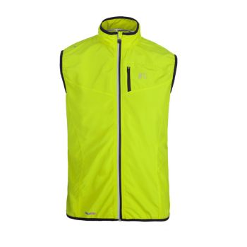 Newline Base Tech Vest Gul herr