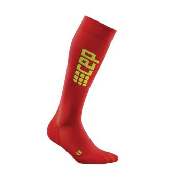 Cep Pro+ Run Ultralight röd dam