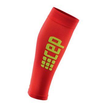 Cep Pro+ Run Ultra Calf röd dam