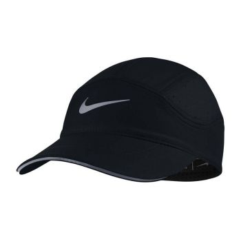 Nike Aerobill Running Hat Svart Dam
