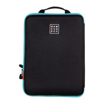 IAMRUNBOX Garment Carrier Doublepack blå
