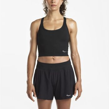 Saucony Impulse Crop Top dam