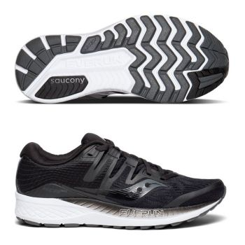 Saucony Ride ISO Wide dam