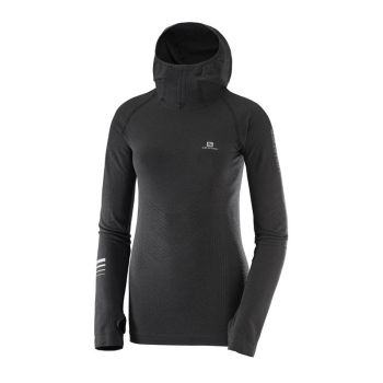 Salomon Lightning PRO LS hoodie dam