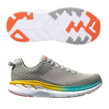 HOKA Clifton 5 dam