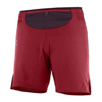 Salomon Sense shorts röd herr