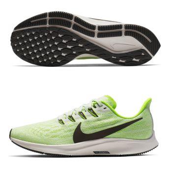 Nike Air Zoom Pegasus 36 grön herr