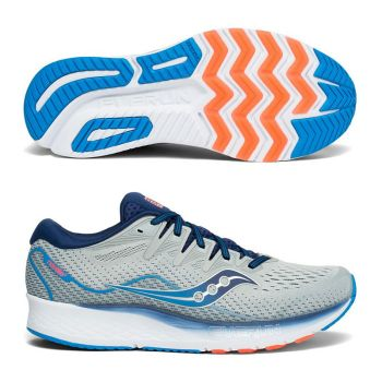 Saucony Ride ISO 2 Wide herr