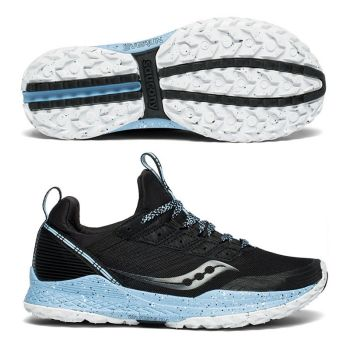 Saucony Mad River TR Spike dam
