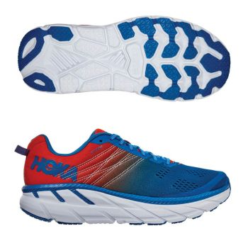 HOKA Clifton 6 wide herr