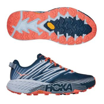 HOKA Speedgoat 4 wide dam