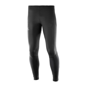 Salomon Agile Long Tight svart herr