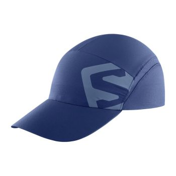 Salomon XA Cap mörk blå