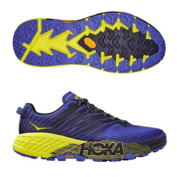 HOKA Speedgoat 4 wide herr