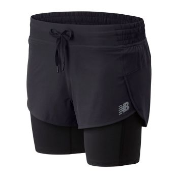 New Balance Impact Run 2in1 Shorts dam