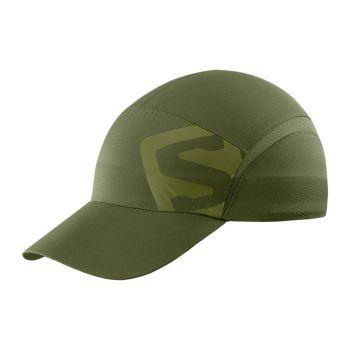 Salomon XA Cap olivgrön