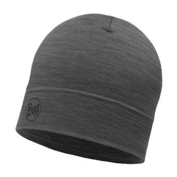 Buff Lightweight Merino Hat grå