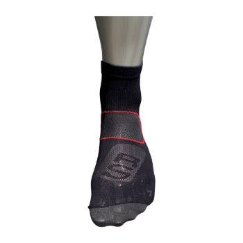 Runners' Store RS strumpa kort svart