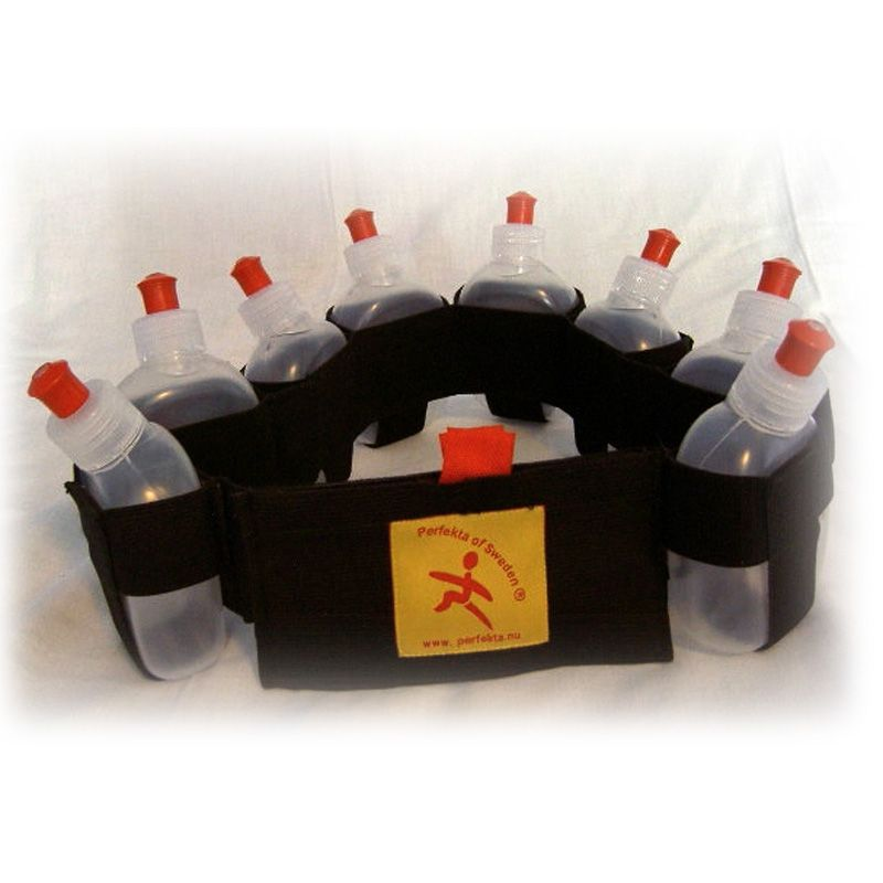 Perfekta Vätskebälte 8-flaskor