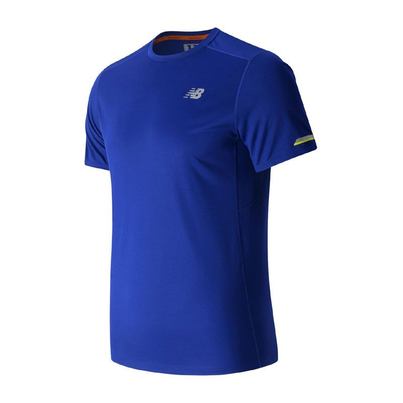 New Balance Ice SS T-Shirt herr