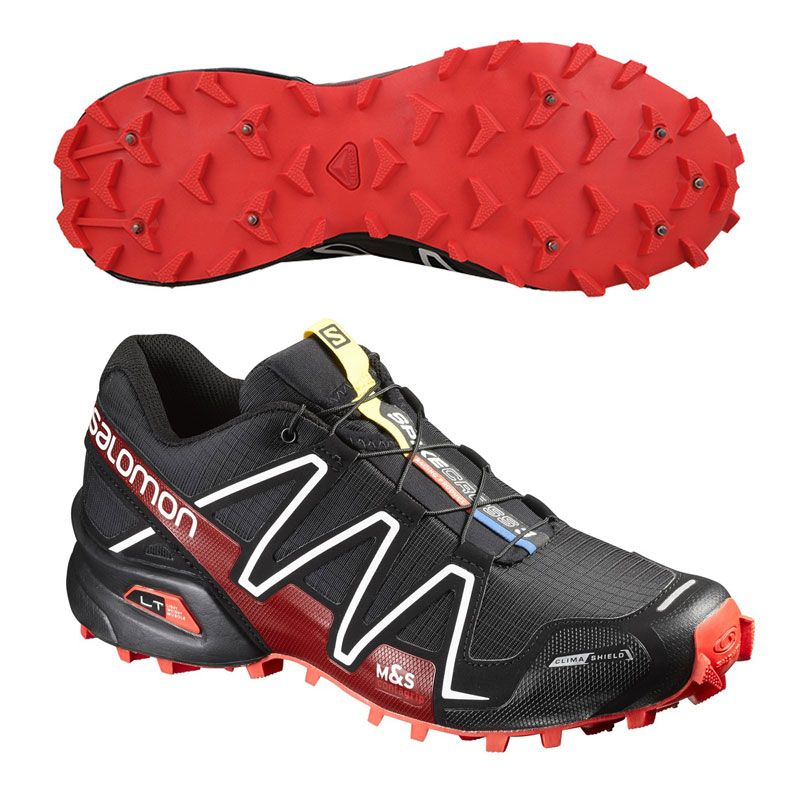 Salomon Spikecross3 Climashield unisex