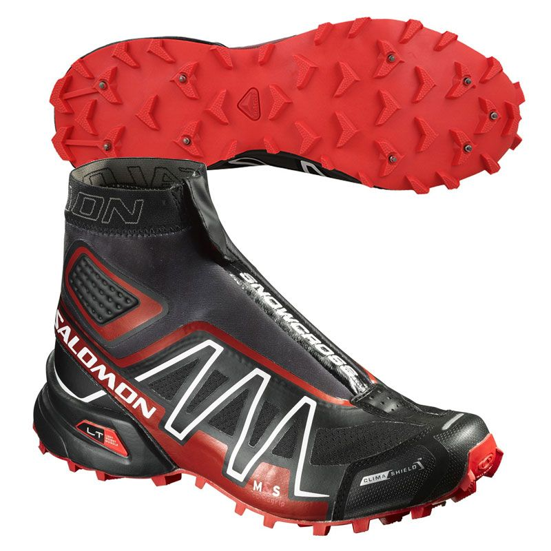 Salomon Snowcross Climashield unisex