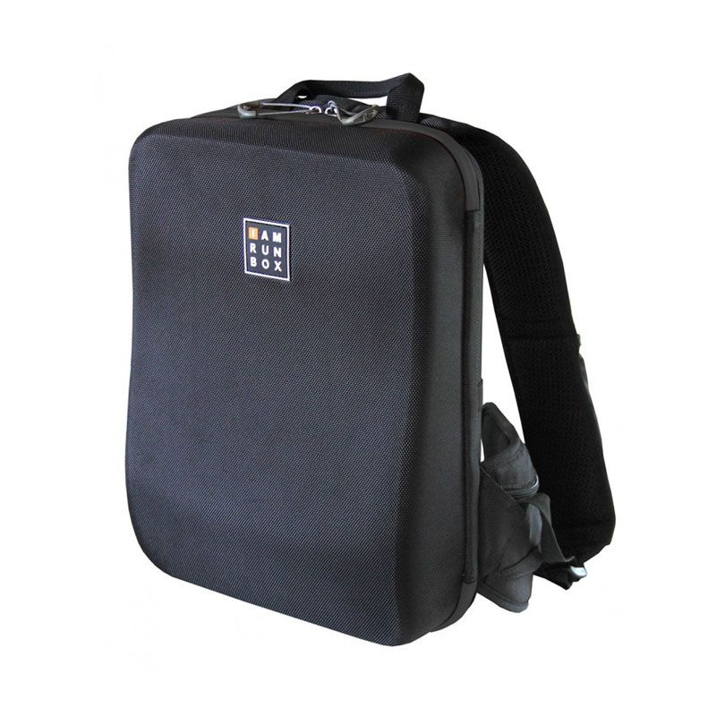 IAMRUNBOX Backpack Pro svart