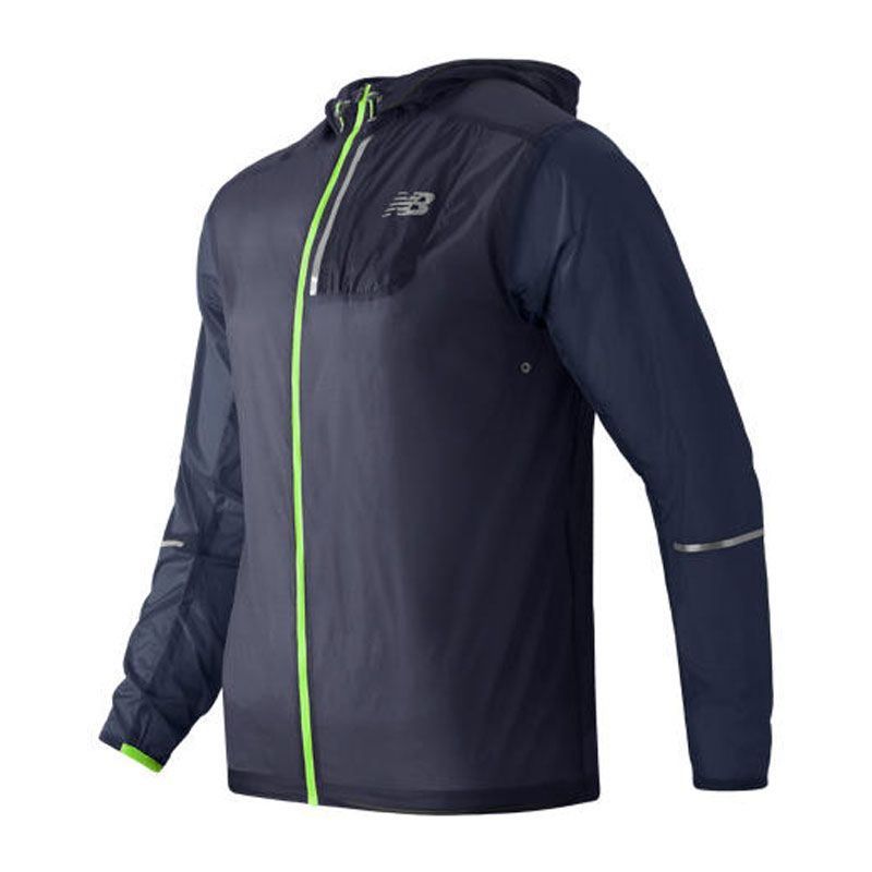 New Balance Lite packable jacket herr