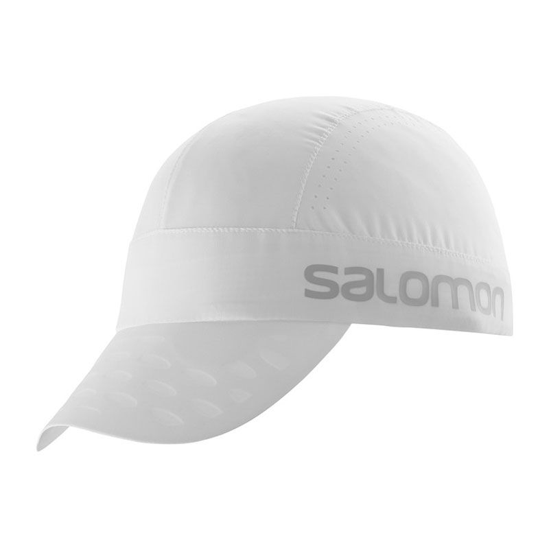 Salomon Race Cap vit