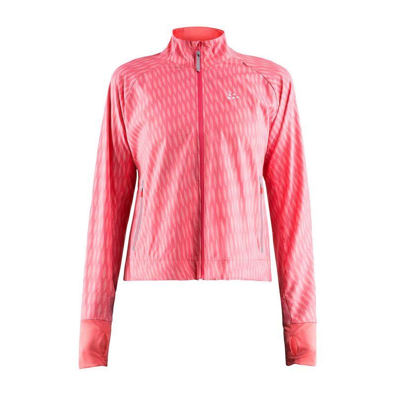 Craft Breakaway jacket twist dam