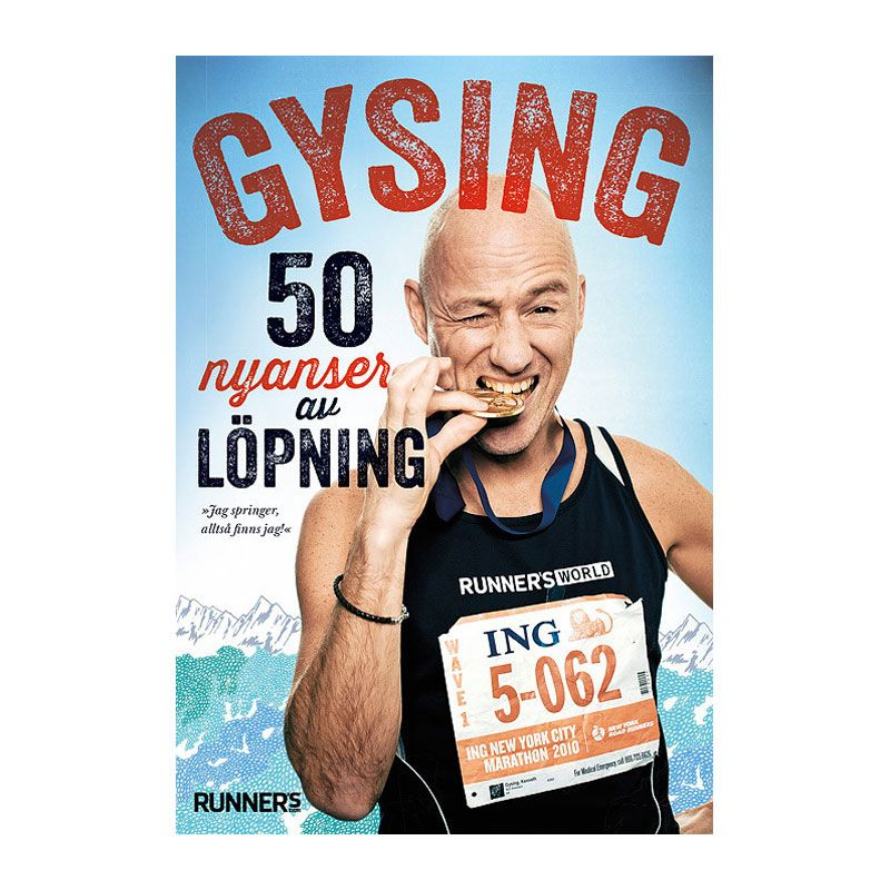 Runners World 50 nyanser av löpning