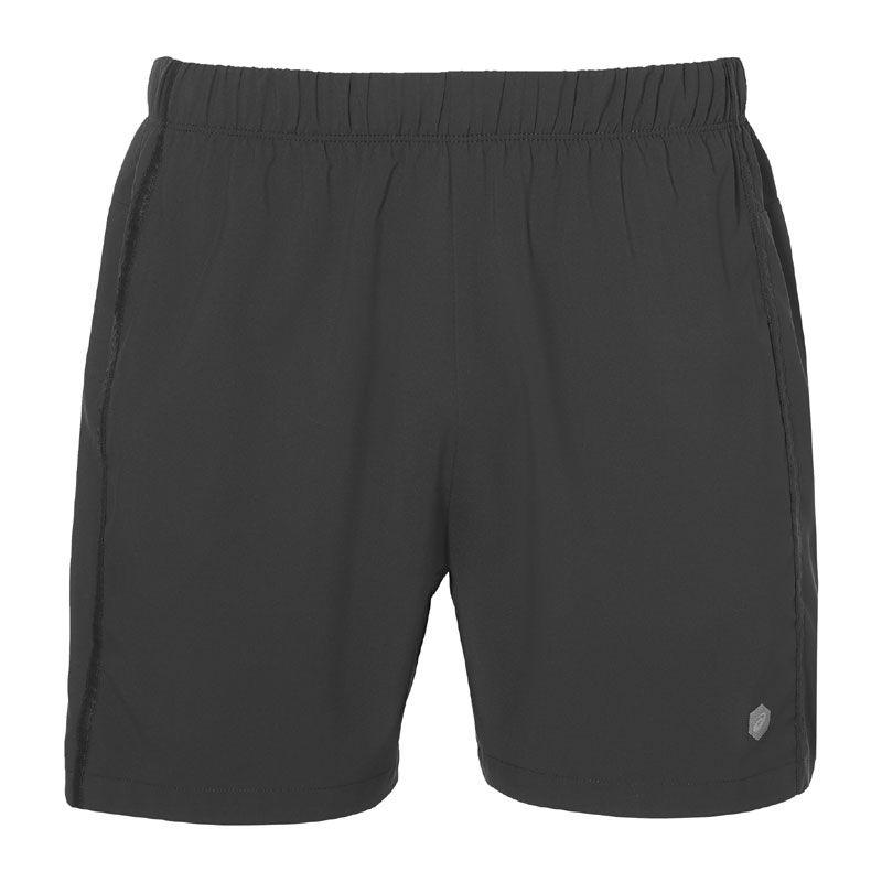 Asics 5 inch shorts herr
