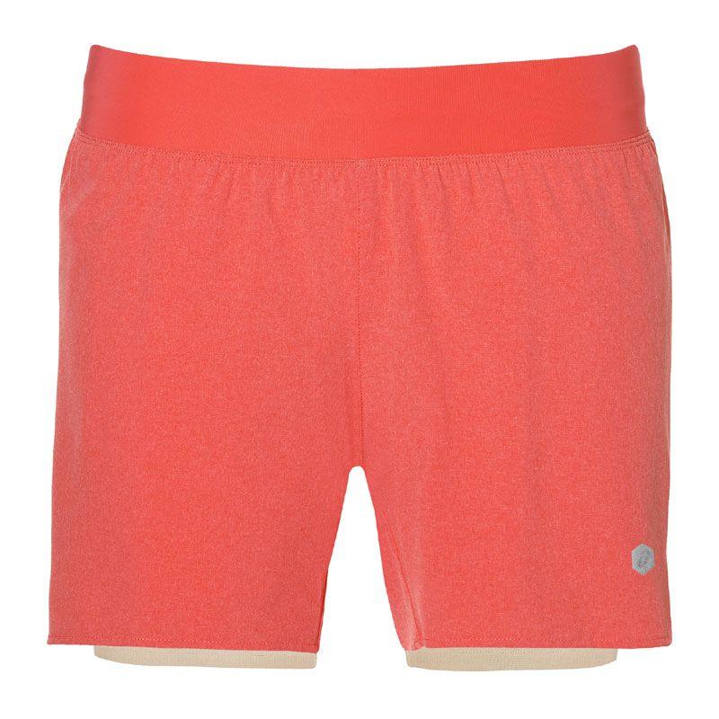 Asics 2-N-1 5,5 inch shorts dam