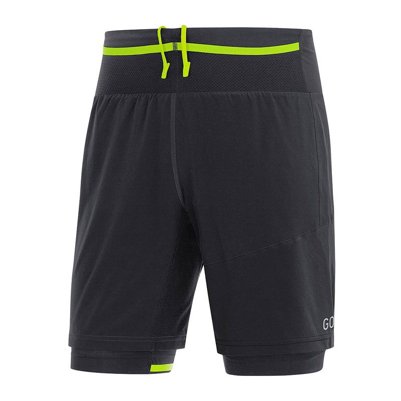 Gore R7 2in1 Shorts herr