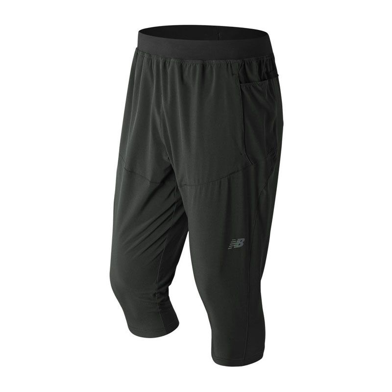 New Balance Q Speed Run Crop Pant herr