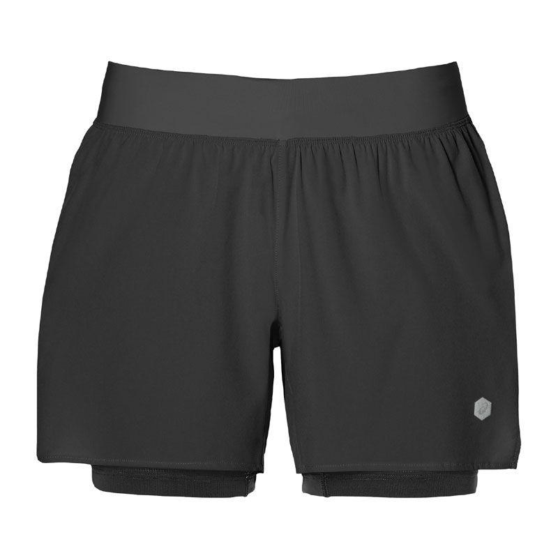 Asics 2-N-1 5.5IN shorts dam