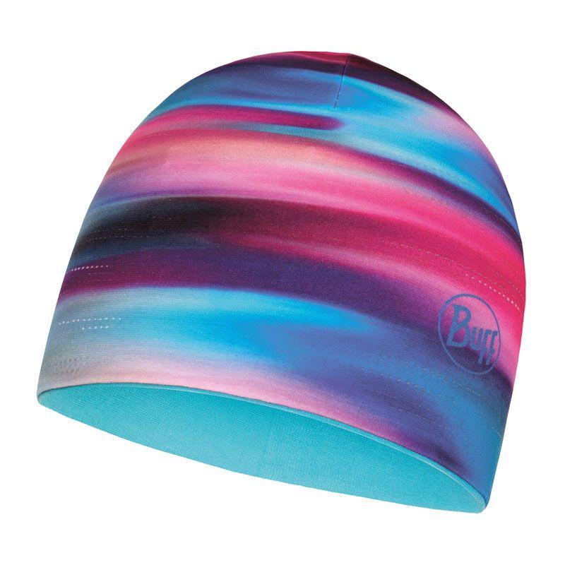 Buff Reversible Microfiber Hat blå