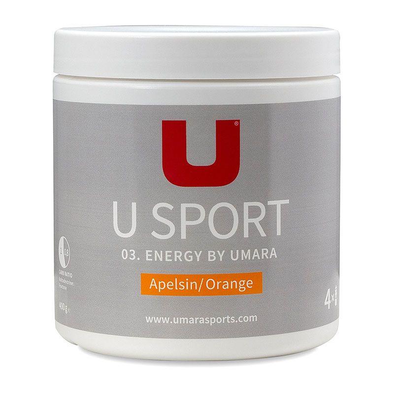 Umara Sports U sport 1:0,8 apelsin 400g