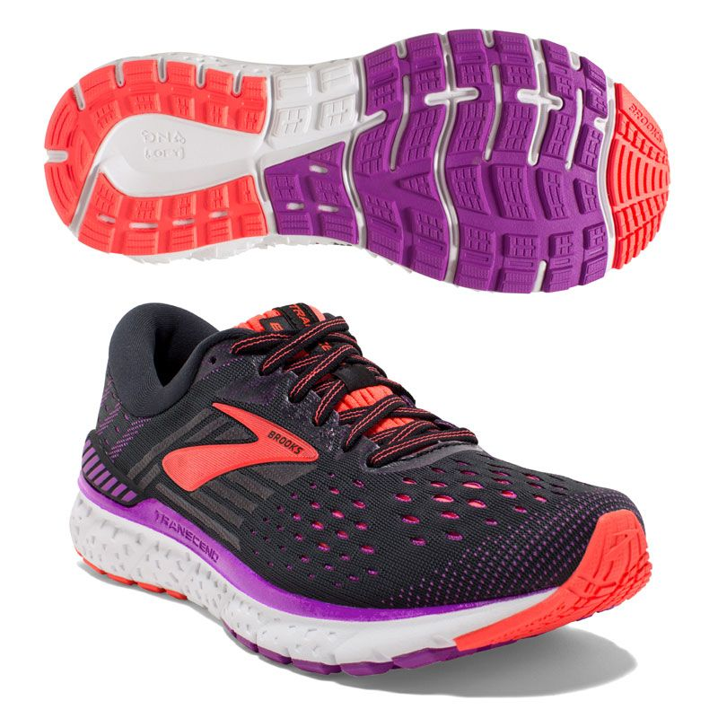 Brooks Transcend 6 dam