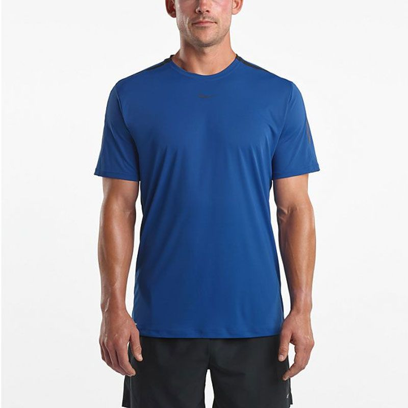 Saucony UV Lite short sleeve herr