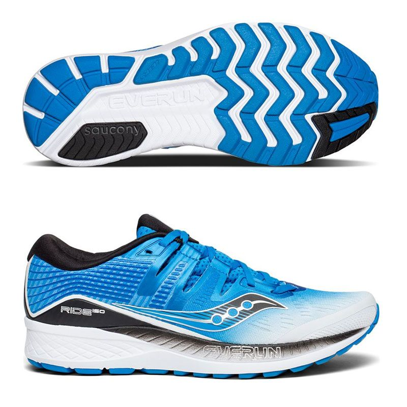 Saucony Ride ISO wide herr