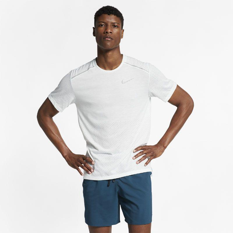 Nike Breathe Rise 365 SS tee herr