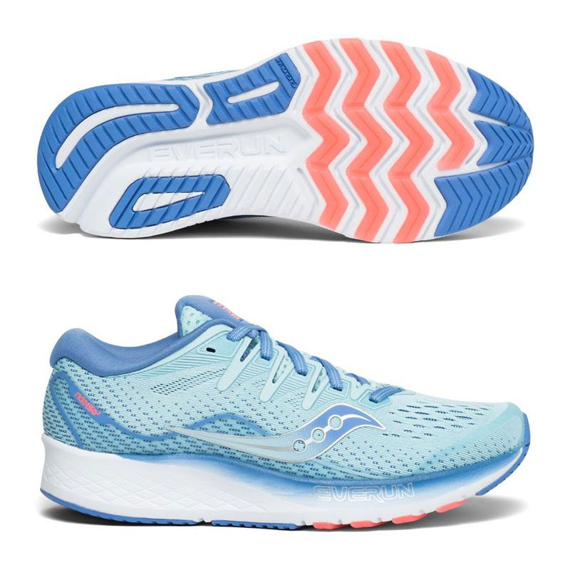 Saucony Ride ISO 2 Wide dam