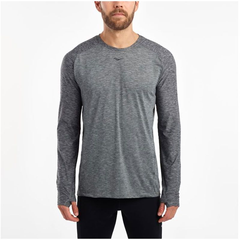 Saucony Breakthru long sleeve herr