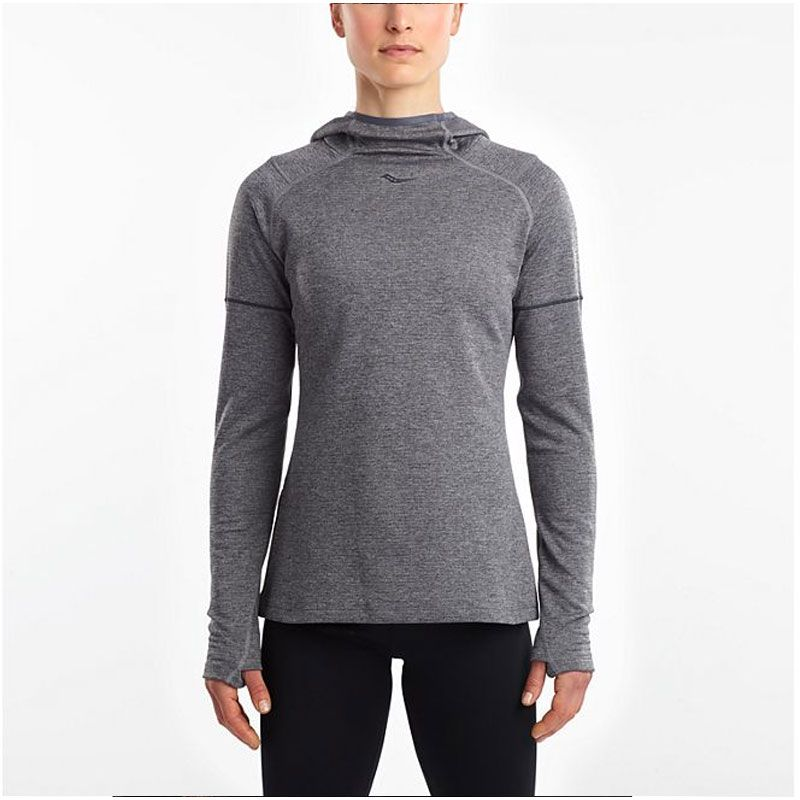 Saucony Runstrong Thermal Hoodie dam
