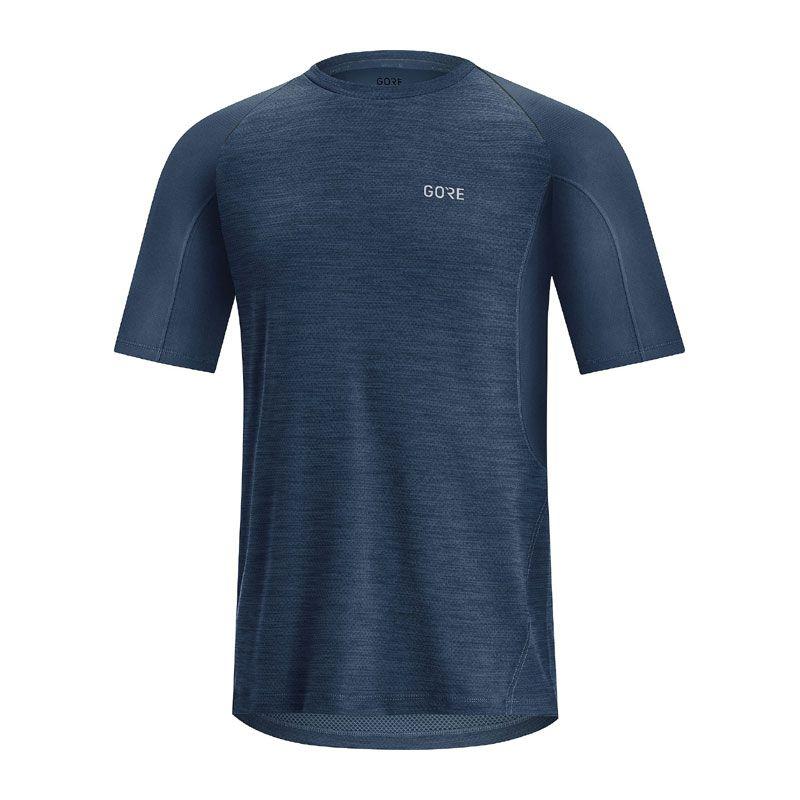 Gore R5 shirt blå herr