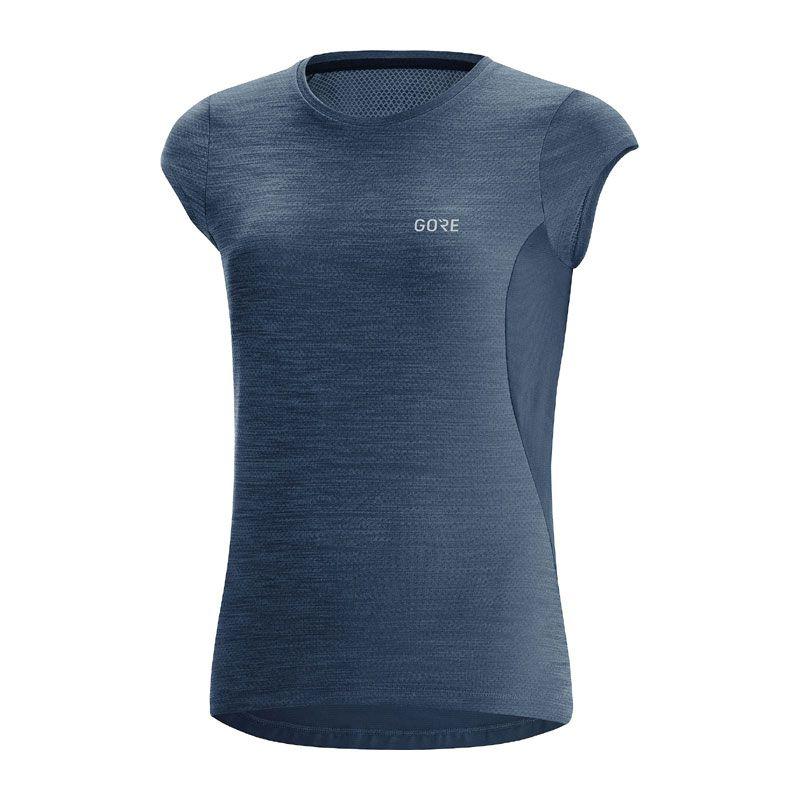 Gore R3 shirt blå dam