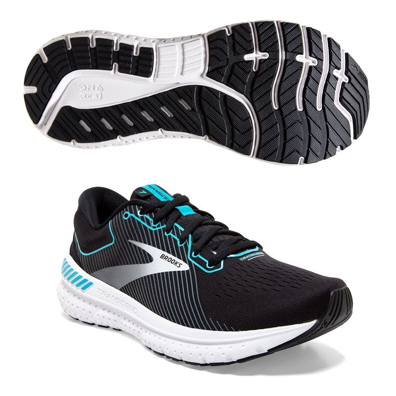 Brooks Transcend 7 dam