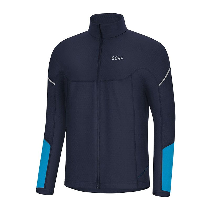 Gore Thermo LS  Zip shirt herr