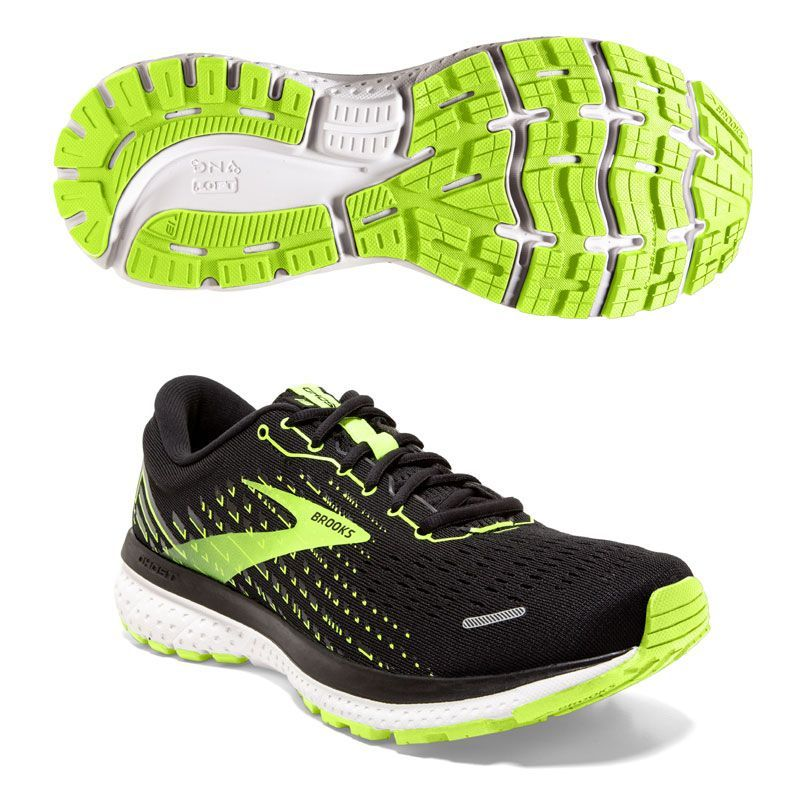 Brooks Ghost 13 2E-vidd herr